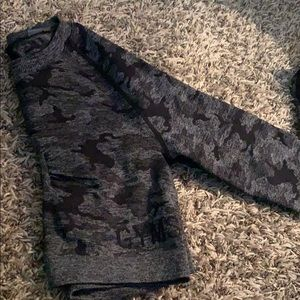 Authentic Gymshark Camo Crop